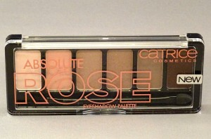 Catrice Cosmetics - Oogschaduw palette Unboxing Deauty box