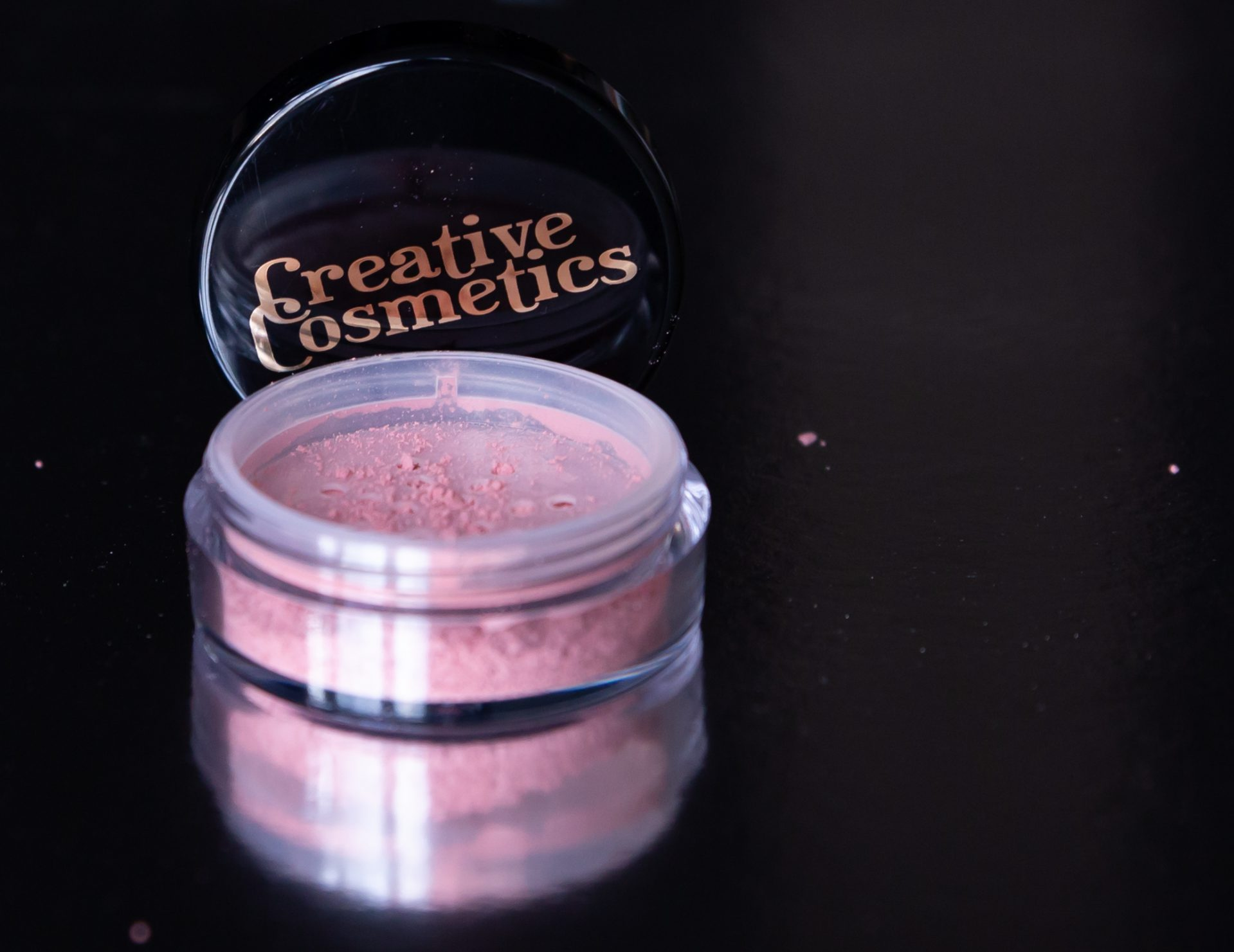 StyleTone november - Creative Cosmetics blush