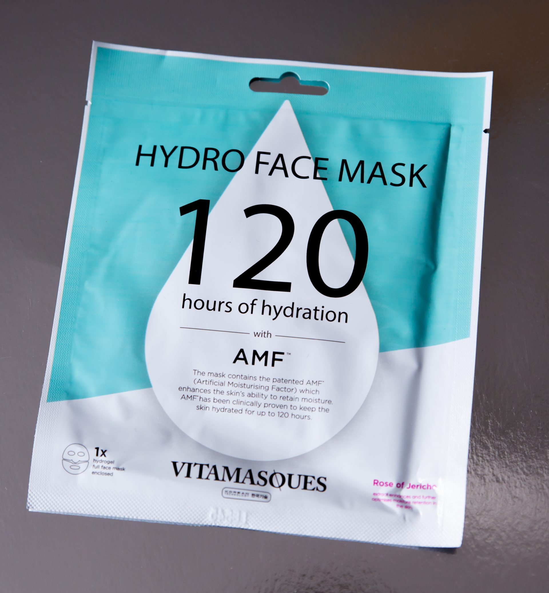 StyleTone november - Vitamasques hydro face mask
