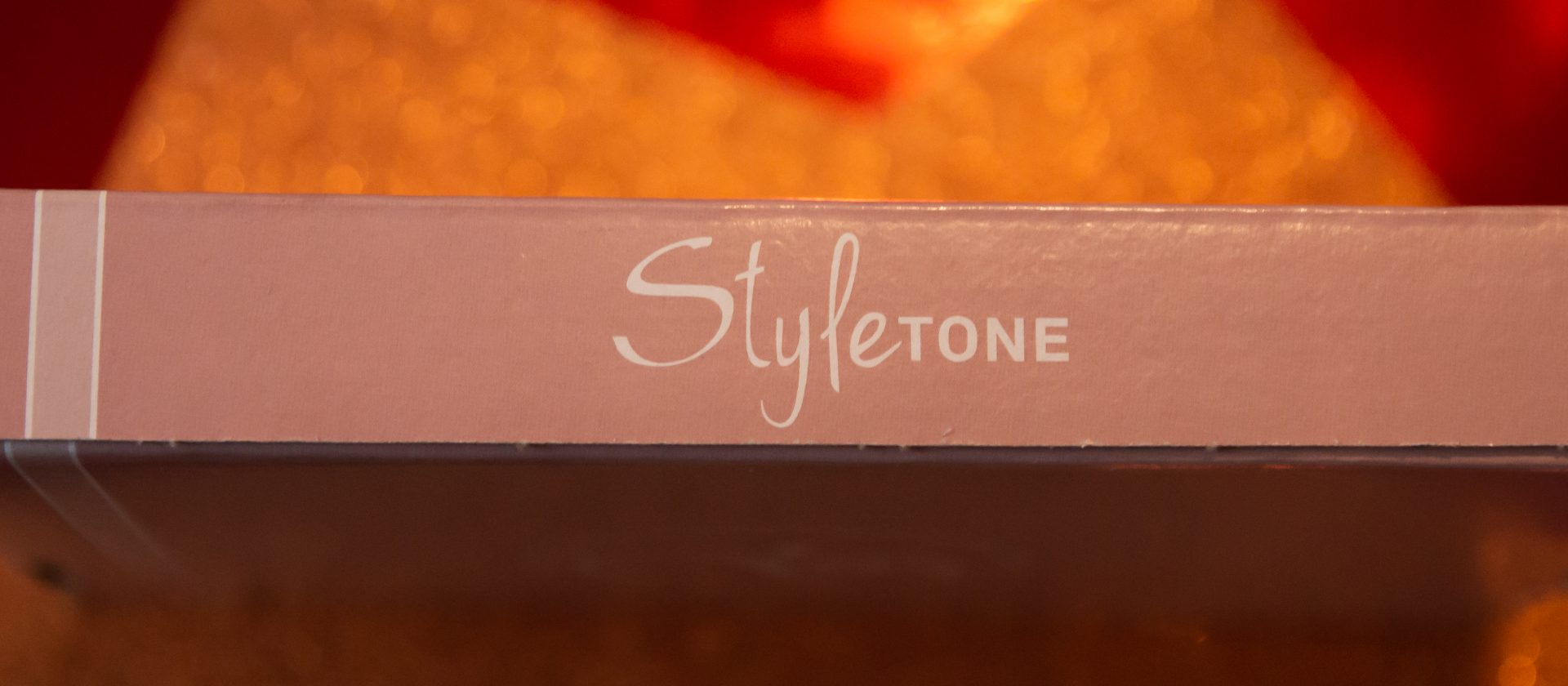Unboxing StyleTone december