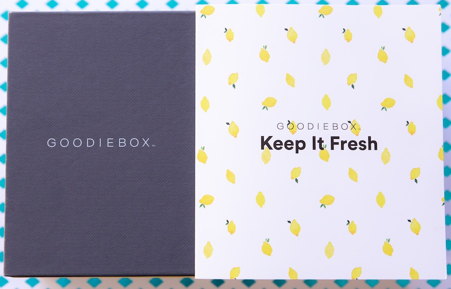 Keep it Fresh - Goodiebox januari 201