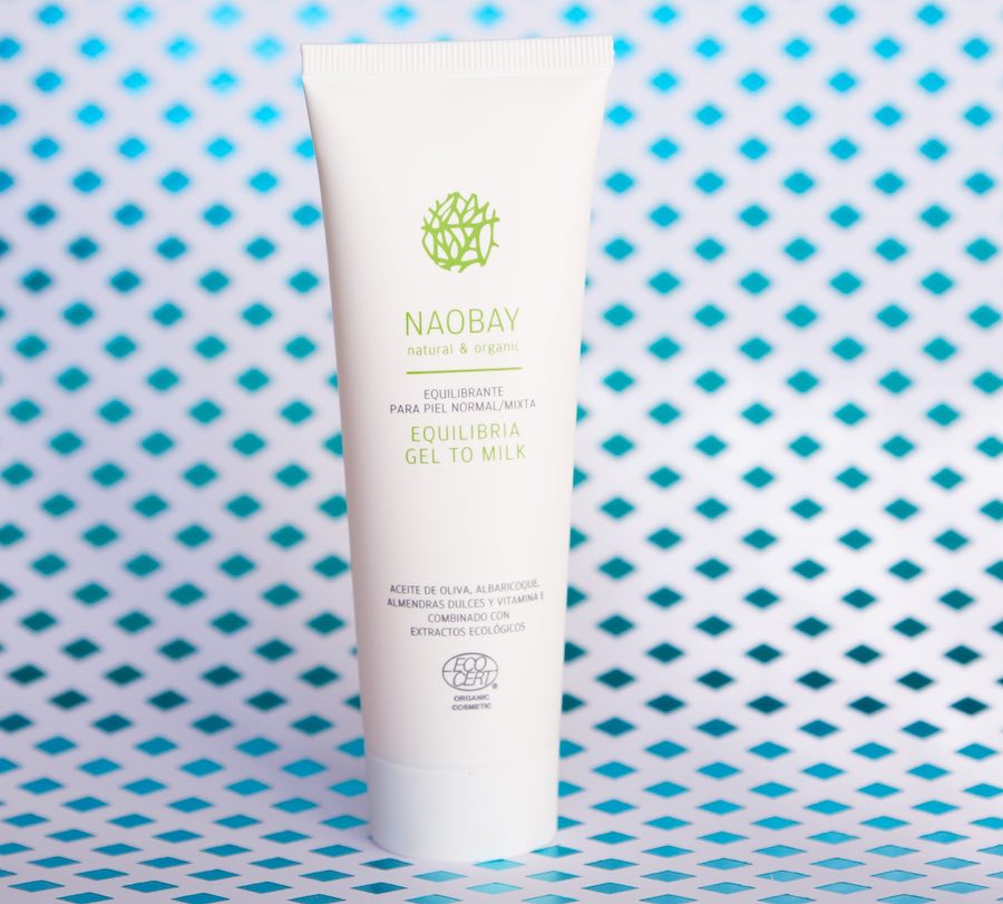 Naobay Milk Cleanser - producten Goodiebox januari 2019