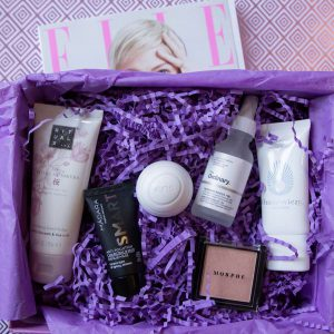 Alle producten in Lookfantastic box maart