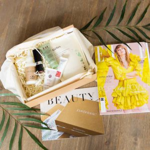 Alle producten in box april 2019