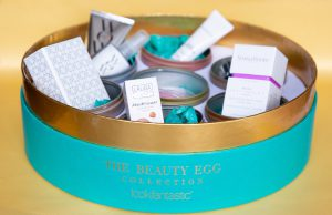 Box geopend Beauty Egg Collection 2019 Lookfantastic