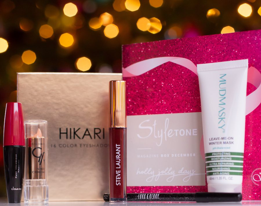 Alle producten StyleTone box december 2019
