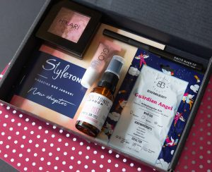 Alle producten in StyleTone box januari 2020
