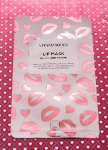 Vitamasquas Lip mask StyleTone box feb 2020
