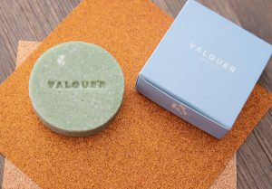 Valquer Shampoo bar Goodiebox 06 2020