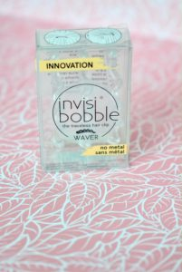Invisibobble Crystal clear BB juli augustus 2020