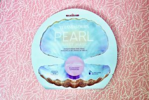 Vitamasques Pearl sheet mask BB juli aug 2020