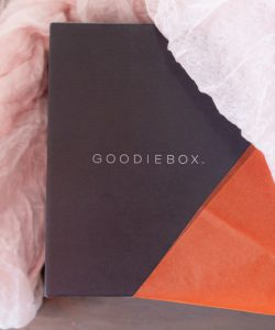 Goodiebox september 2020