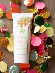 Naobay Hand Cream GB juli 2020