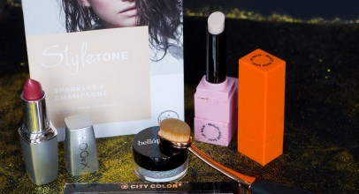 Unboxing StyleTone box december 2016
