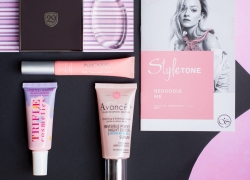 Unboxing StyleTone box april 2017
