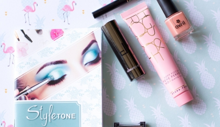 Unboxing StyleTone box maart 2018