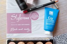 Unboxing StyleTone box september 2019