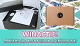 WINACTIE: Win een Deauty box of Styletone box!