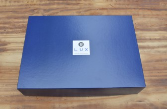 Unboxing Limited edition bluxbox + WINACTIE